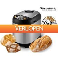 Groupdeal: TurboTronic broodbakmachine BM100
