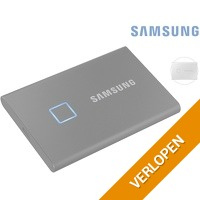 Samsung T7 Touch draagbare SSD