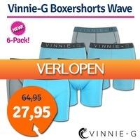 1dagactie.nl: Vinnie-G boxershorts Wave 6-Pack