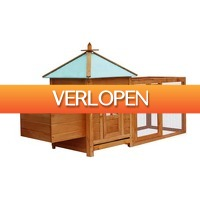 VidaXL.nl: Kippenhok voor buiten