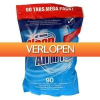 Plein.nl: 6 x At Home vaatwastabletten All-in-1 90 stuks