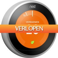 Coolblue.nl 2: Google Nest Learning thermostat