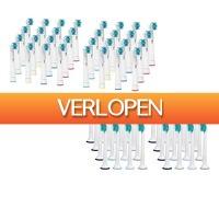 Koopjedeal.nl 2: 32 x opzetborstels voor Oral-B/Braun of Philips