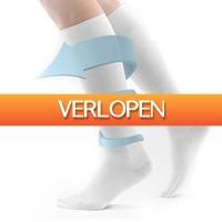 Koopjedeal.nl 3: 4 x MyCare+ therapeutische compressiesokken   Verlicht pijn en ongemakken
