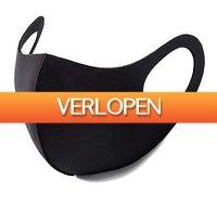 Koopjedeal.nl 3: 5-pack herbruikbare mondkapjes
