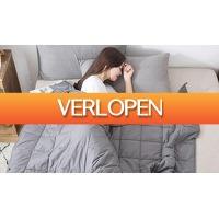 ActievandeDag.nl 1: Therapeutische verzwaringsdeken
