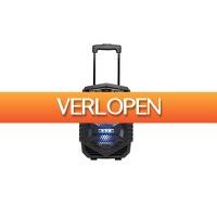 VakantieVeilingen: Veiling: Trolley-speaker met microfoon van DIFRNCE