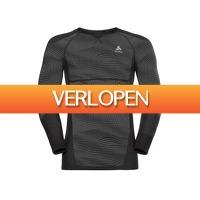 Avantisport.nl: Odlo Blackcomb Shirt LS Crew Neck