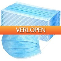 Voordeeldrogisterij.nl: Premium mondkapjes