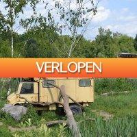 D-deals.nl: Weekend of midweek op Vakantiepark Beekse Bergen