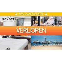 SocialDeal.nl: Overnachting + late check-out voor 2 nabij Scheveningen