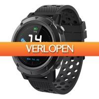 Voordeeldrogisterij.nl: Premium SW-510 Bluetooth smartwatch
