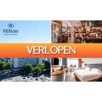 SocialDeal.nl: VIP-overnachting + ontbijt voor 2 in hartje Rotterdam