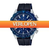 Watch2Day.nl 2: Casio Edifice EFR-566BL-2AVUEF horloge