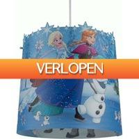 Plein.nl: Disney lampenkap Frozen 26 cm