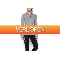 Avantisport.nl: Under Armour Stripe Tech 1/4 Zip shirt