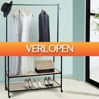 HomeHaves.com: Stijlvol kledingrek Montpellier