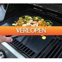 Koopjedeal.nl 2: Set van 2 grill of ovenmatten