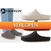 VoucherVandaag.nl 2: Travelin pantoffels dames en heren