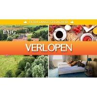 SocialDeal.nl: Overnachting(en) + ontbijt voor 2 in Limburg