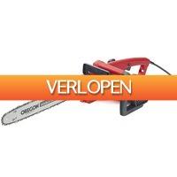 iBOOD.be: MTD elektrische kettingzaag 2000 W