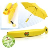 Bekijk de deal van voorHEM.nl: Gave banana paraplu