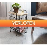 Koopjedeal.nl 2: Magazine rek van Lifa Living