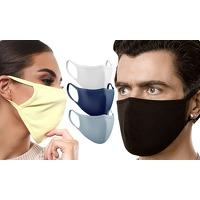 Bekijk de deal van Groupon 1: Wasbare en herbruikbare mondkapjes