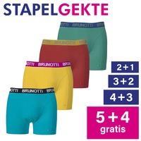Bekijk de deal van 1dagactie.nl: Brunotti Boys boxershorts 1-pack verrassingspakket