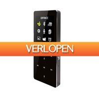 Voordeeldrogisterij.nl: Premium MP1819BT Bluetooth MP4 speler