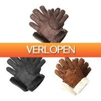 Elkedagietsleuks Ladies: Leren handschoenen
