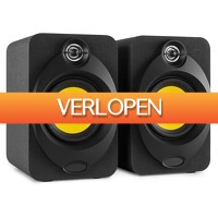 MaxiAxi.com: Vonyx XP40 studio monitor speakerset met Bluetooth