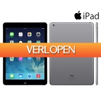 Telegraaf Aanbiedingen: Refurbished Apple iPad Air 32GB