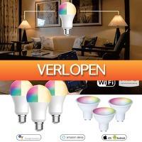 6deals.nl: 3-pack slimme lampen