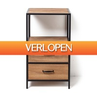 Xenos.nl: Kastje Charlie met 2 laden