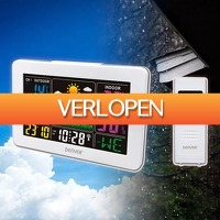 Voordeeldrogisterij.nl: Premium weerstation