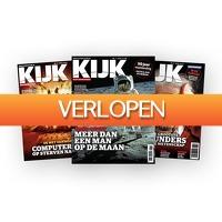 Tripper Tickets: Halfjaarabonnement op KIJK magazine