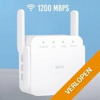 Krachtige WiFi versterker