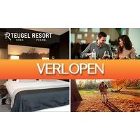 SocialDeal.nl: Overnachting en ontbijt voor 2 bij Teugel Resort Uden