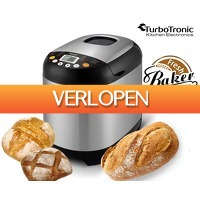 Groupdeal: TurboTronic broodbakmachine BM100
