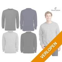 Pierre Calvini heren sweaters
