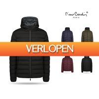 Telegraaf Aanbiedingen: Pierre Cardin gewatteerde winterjas