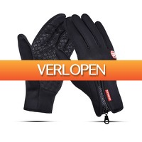 Telegraaf Aanbiedingen: Water- en winddichte handschoenen