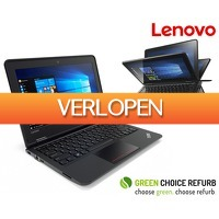 Telegraaf Aanbiedingen: Lenovo Thinkpad Yoga refurbished