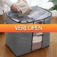 DealDigger.nl 2: Textiel opbergtas