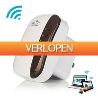 DealDigger.nl: Krachtige WiFi versterker