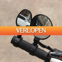 DealDigger.nl 2: Universele fiets achteruitkijkspiegel