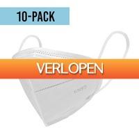DealDigger.nl 2: 10 x 4-laags KN95 mondkapjes