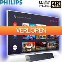 6deals.nl: Philips 43 inch 4 K Ultra HD-LED
