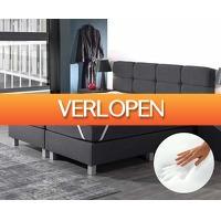Voordeelvanger.nl: Memory Foam 3D Air Topdekmatras